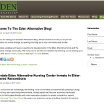The Eden Alternative Blog