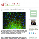 Age Myths by MADELEINE KOLB