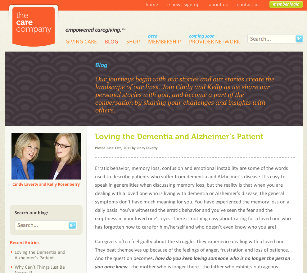 The Absent Sibling Caregiver