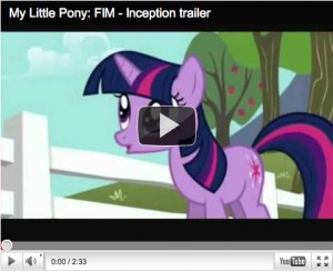 My Little Pony Mashup