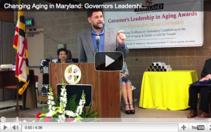 Governors Leadership in Aging Awards Video