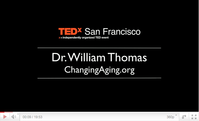 Watch My TEDx Talk – Elderhood Rising: The Dawn of a New World Age