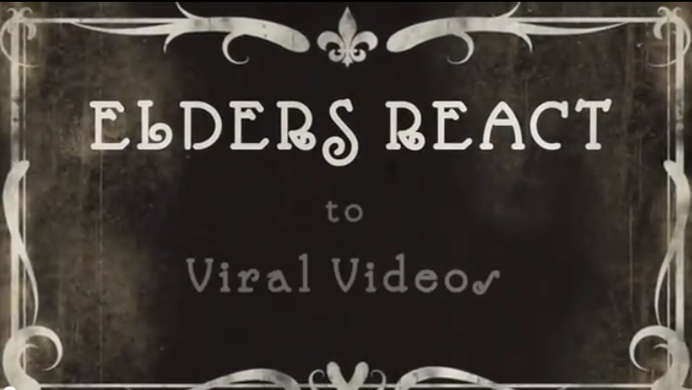 'Elders React' To Viral Videos Bridges Generational Gap