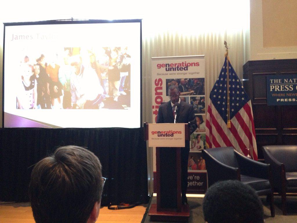 Liveblogging @GensUnited Report on Hunger in America