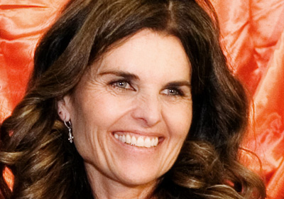 Maria Shriver's Blog Depicts a Sense of Peace for One Family