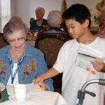 Kids in Assisted Living: Everyone Wins