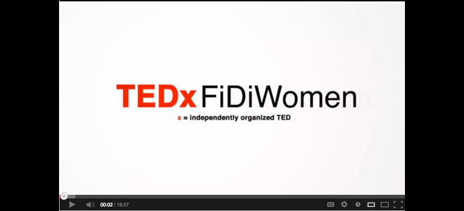 A TED Talk to End Sexism, Racism (and Maybe Ageism)?