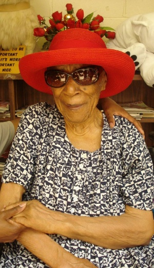SJones4 ChangingAging wishes Miss Susie a Happy 114th Birthday!