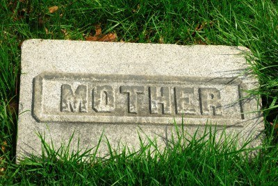 second grave The Last Time I Was Mothered