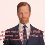 Amazing Timelapse Transformation of Homeless Veteran