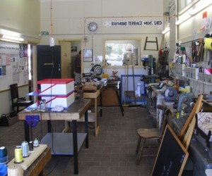 Raymond Terrace Men's Shed