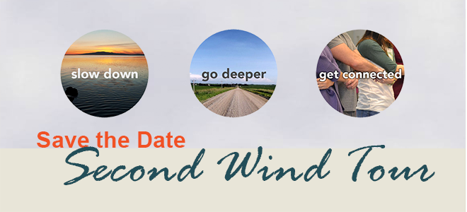 Introducing The Second Wind Tour