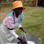 Imagine Doing Laundry By Hand For 60 Elders...