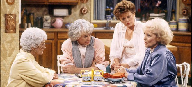 Golden Girls Shared Living on the Rise