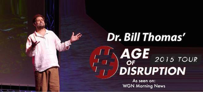 WGN Morning News: Age of Disruption Comes to Chicago