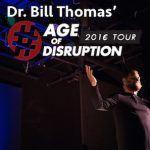 Age of Disruption 2016 World Tour