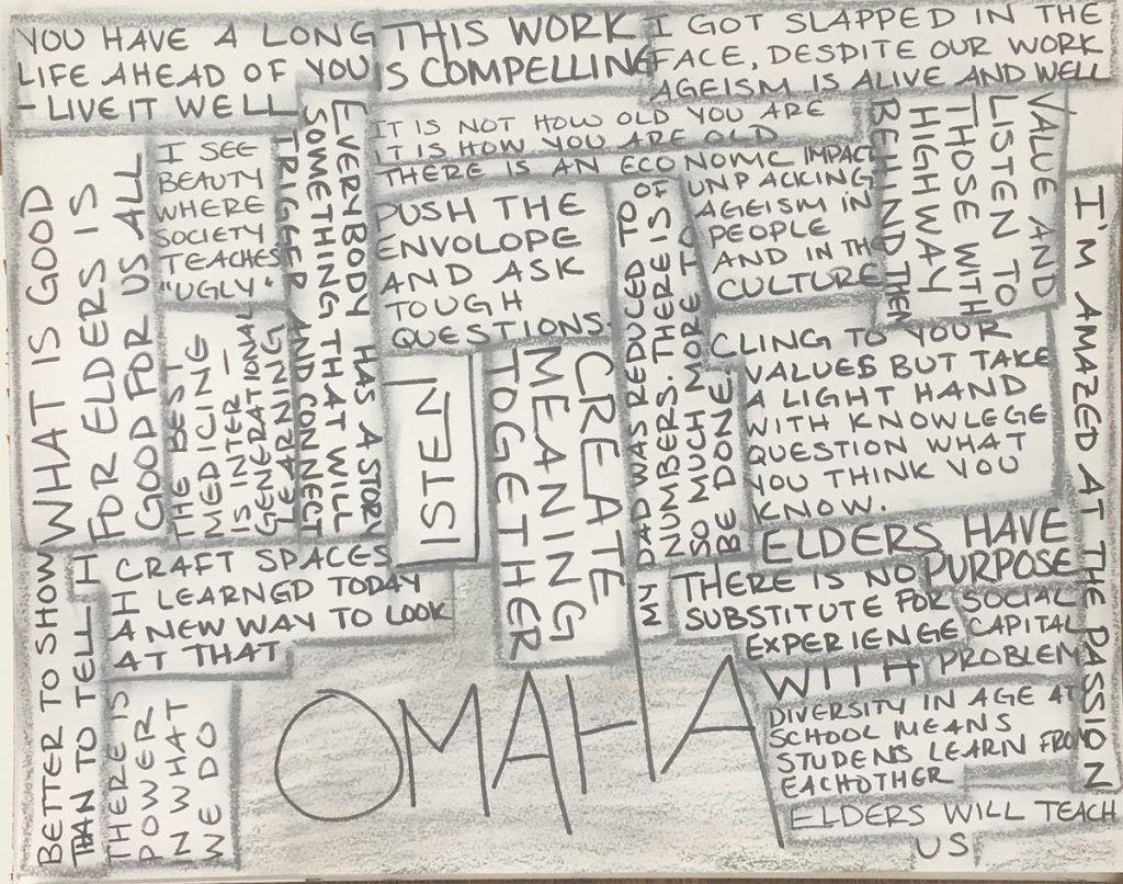 DisruptAging Lunch - Omaha - Convivium
