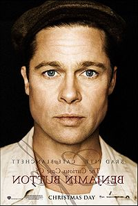 Brad Pitt as Benjamin Button