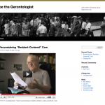 Joe The Gerontologist