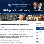 Michigan Estate Planning Lawyer Blog