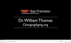 Dr. William Thomas TEDx San Francisco
