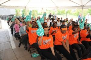 Elders Rule Baltimore City College Choir