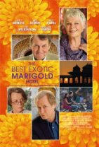 Movie poster for Best Exotic Marigold