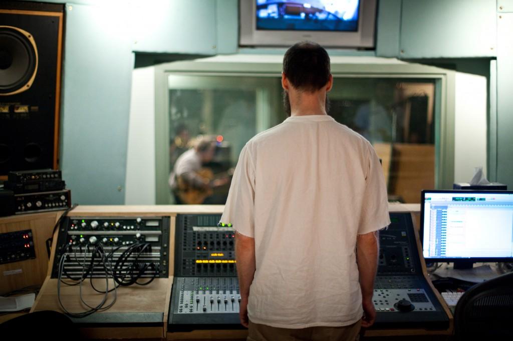 Nate Silas Richardson at Rep Studios