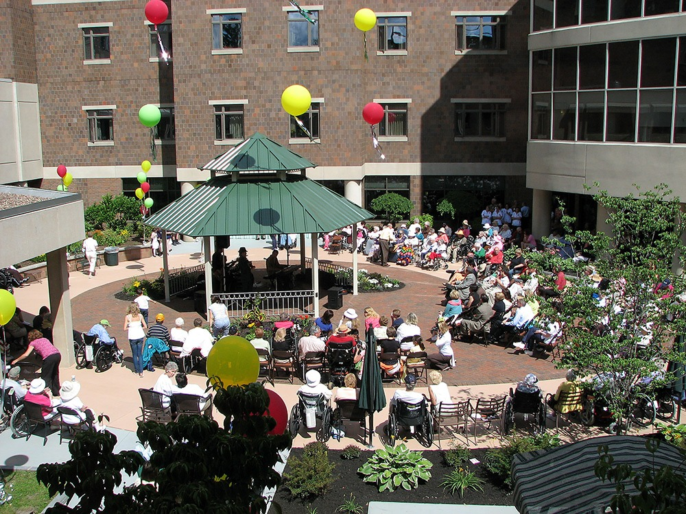 SJ Courtyard - ChangingAging.org