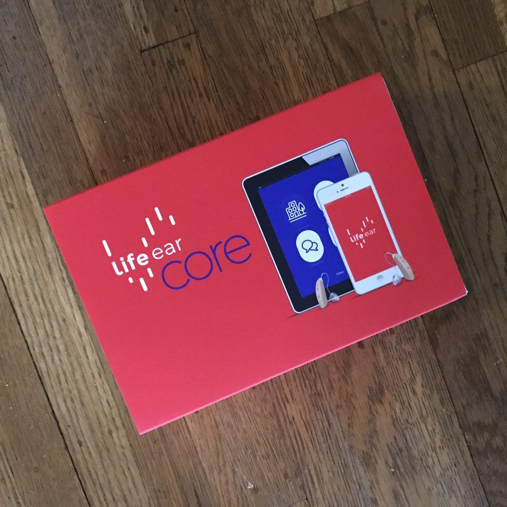 Lifeear Core Packaging