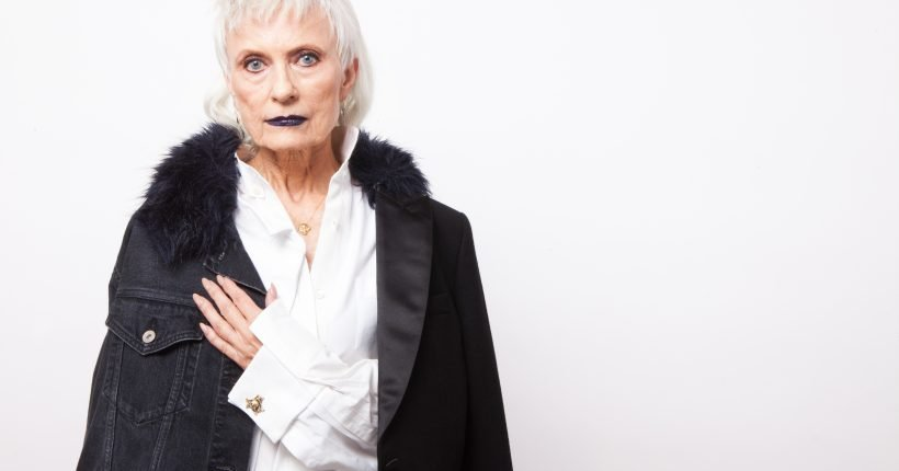 Immortal Style: Facing A Wendy Brandes Jewelry Ad Campaign - ChangingAging