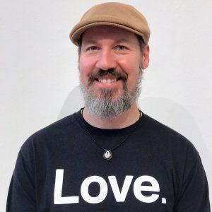 Nate Silas Richardson - ChangingAging Team Photo