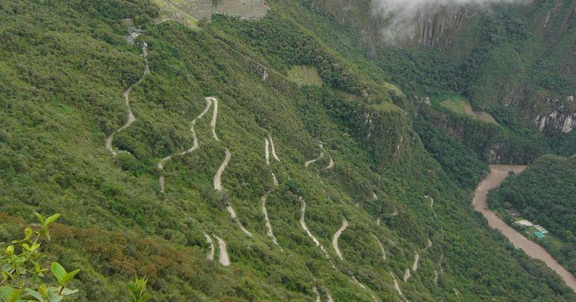 Switchbacks: A report from the Slow Lane - ChangingAging 1