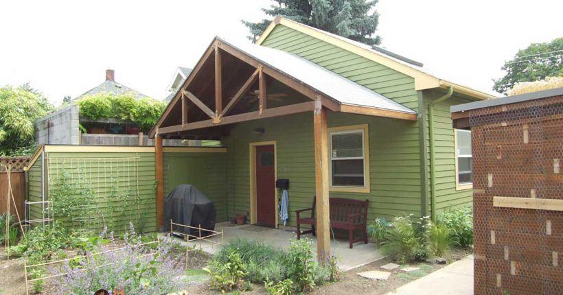 Portland Promising Tiny Housing Revolution