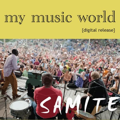 Samite - My Music World
